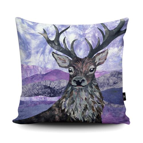 The Home Furnishings Company Heather Stag Giant Floor Cushion Size: 3 feet x 3 feet -  plus scatter cushions