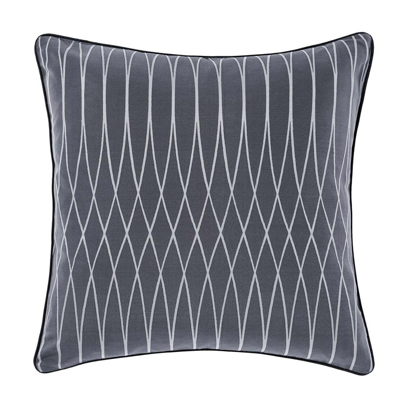 The Home Furnishings Company Northbrook Indigo Duvet Cover and Matching Pillow Cases