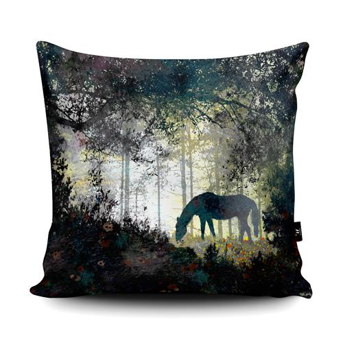 The Home Furnishings Company Horse Giant Floor Cushion and Scatter Cushions