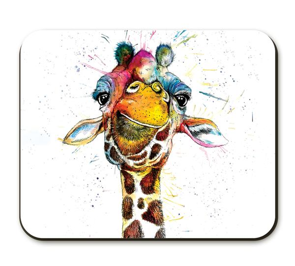 The Home Furnishings Company Giraffe Placemats - set of 3