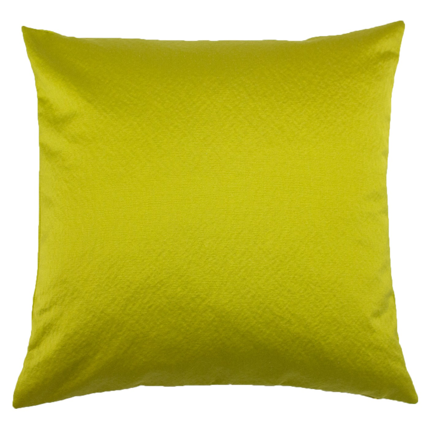 The Home Furnishings Company Palermo Citrine Lime Cushion Cushion 45x45cms