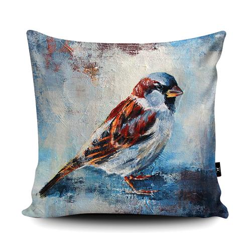 The Home Furnishings Company Sparrow Giant Floor Cushion Size: 3 feet x 3 feet - Plus Scatter Cushions