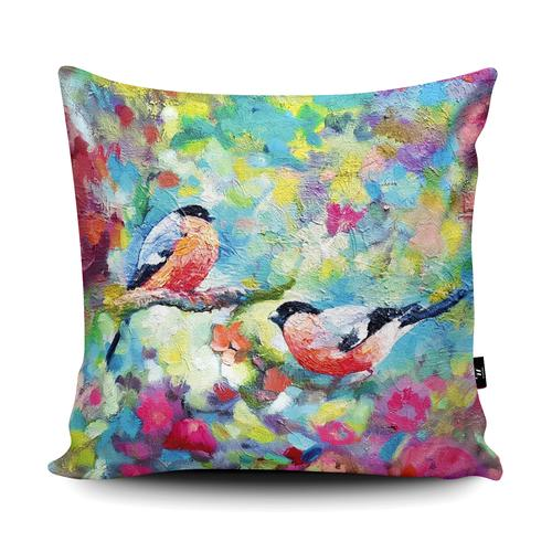 The Home Furnishings Company Bullfinches Giant Floor Cushion and Scatter Cushions     [copy]