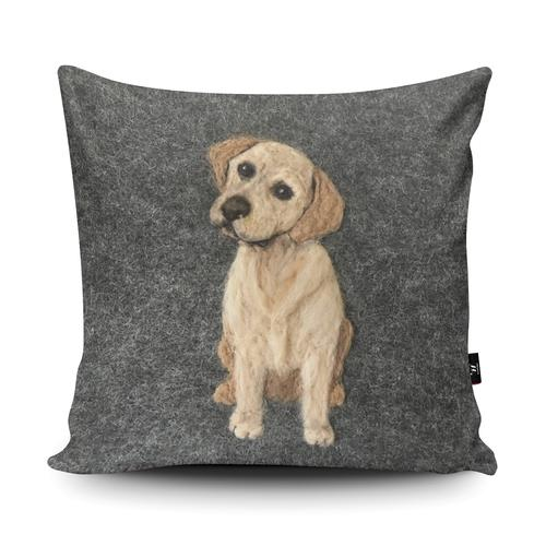 The Home Furnishings Company Labrador giant Floor Cushion Size: 3 feet x 3 feet - Plus scatter cushions