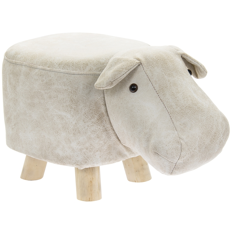 The Home Furnishings Company Cow Children's Nursery Stool 52x34x26cms