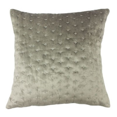 The Home Furnishings Company Moonlight Silver Cushion/Bedspread