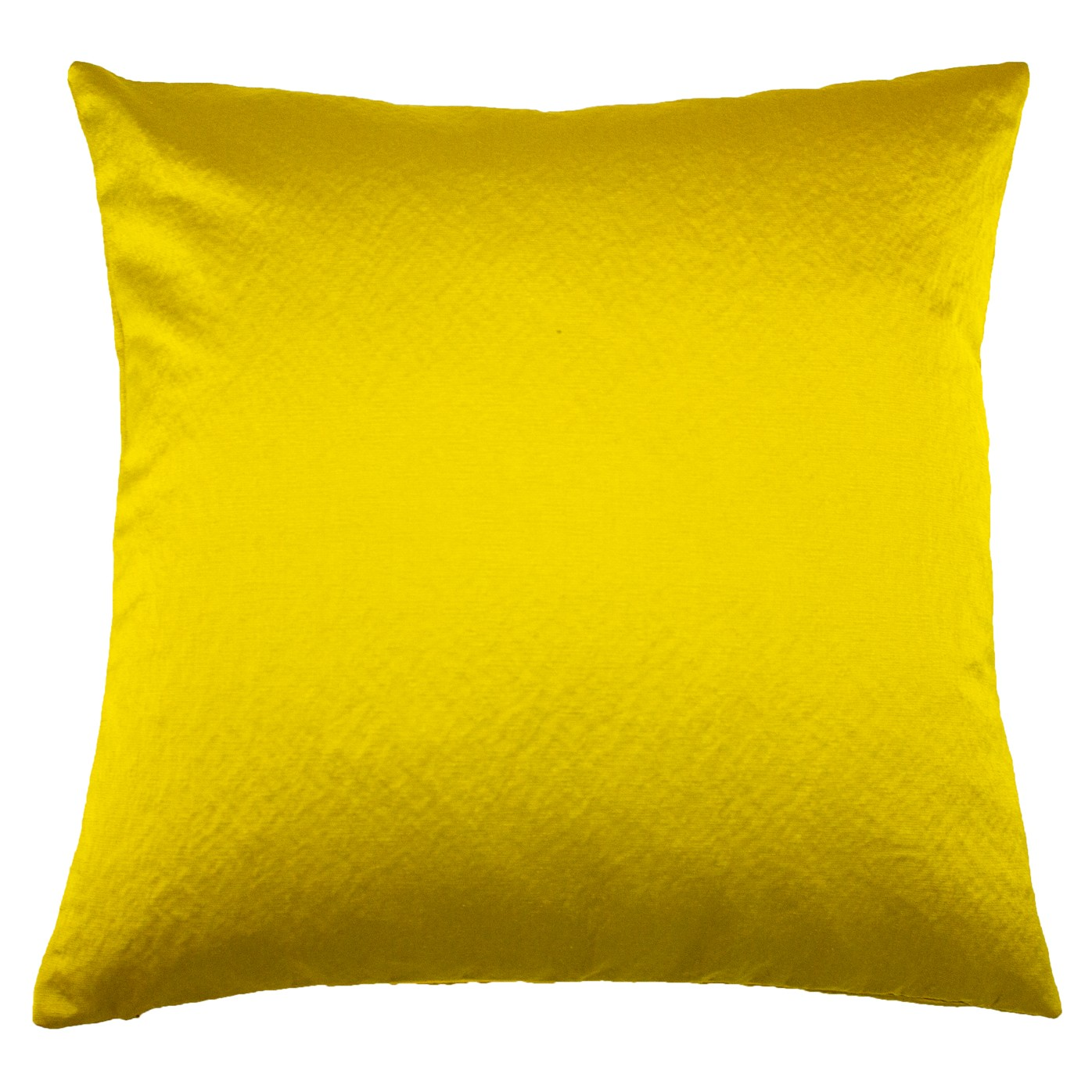 The Home Furnishings Company Palermo Limon Yellow Cushion Cushion 45x45cms