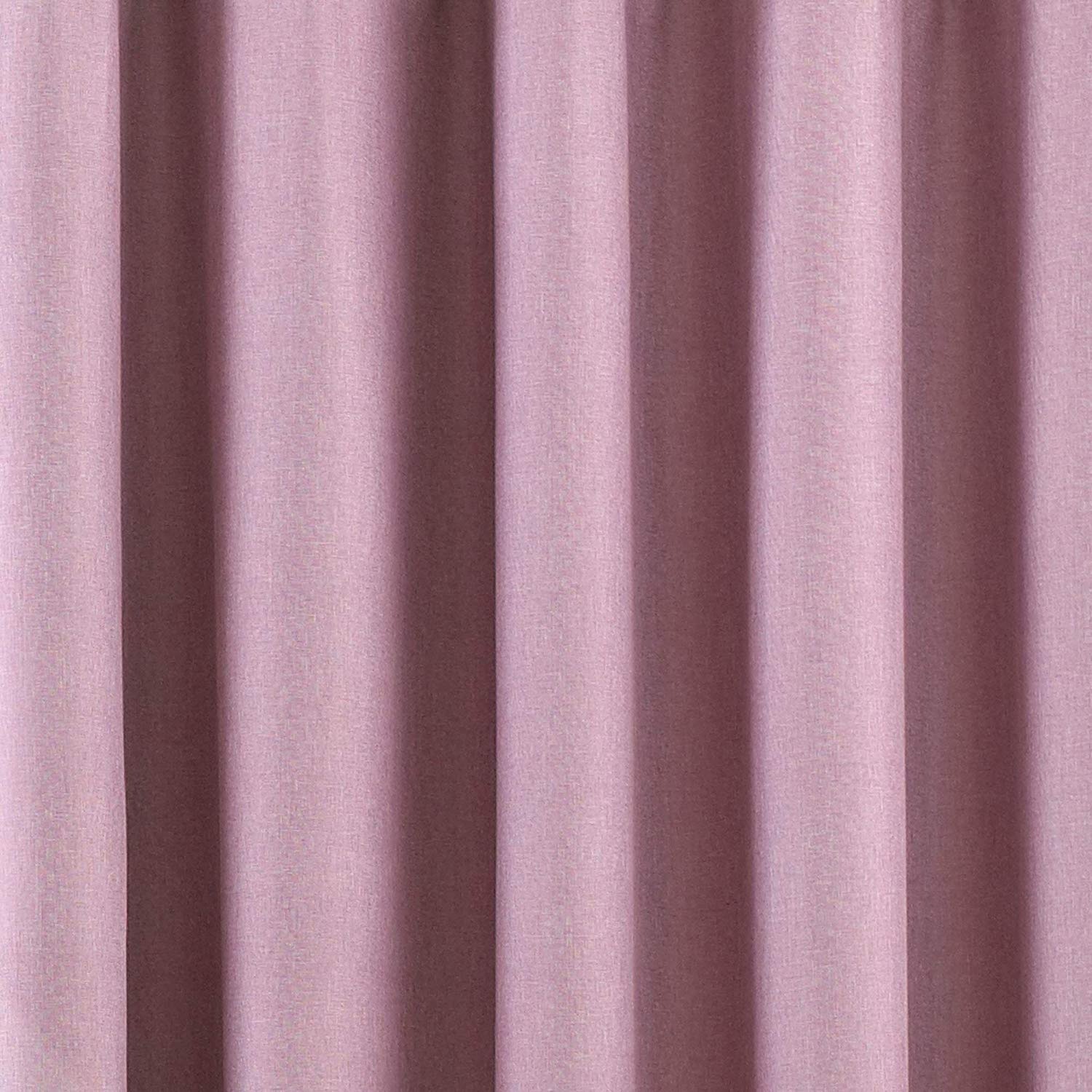 The Home Furnishings Company Mauve Eyelet Blackout Curtains, Blind and Cushion      [copy]