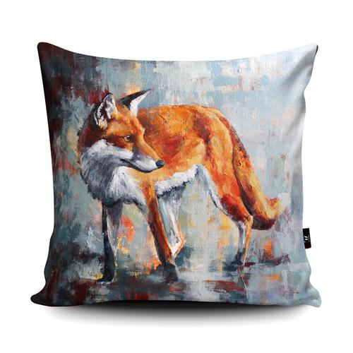 The Home Furnishings Company City Fox Giant Floor Cushion Size: 3 feet x 3 feet - plus scatter cushions