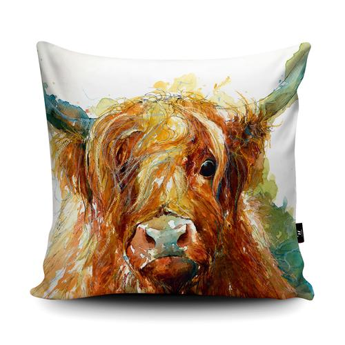 The Home Furnishings Company  Highland Cutie Floor Cushion Giant Size: 3 Feet x 3 Feet -  plus scatter cushions