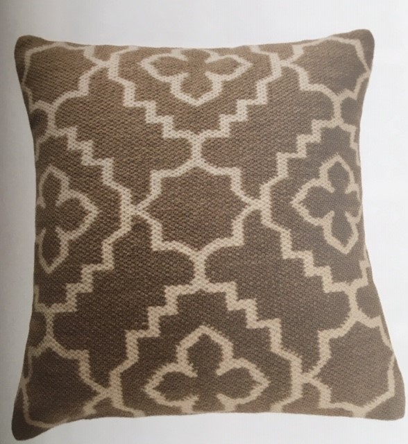 The Home Furnishings Company Alhambra Pebble and Cushion